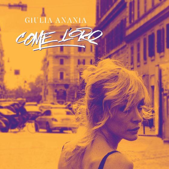 copertina Come l'oro - Giulia Ananìa