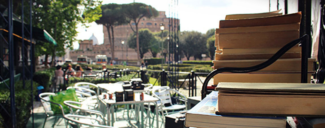 Libri Castel Sant'Angelo